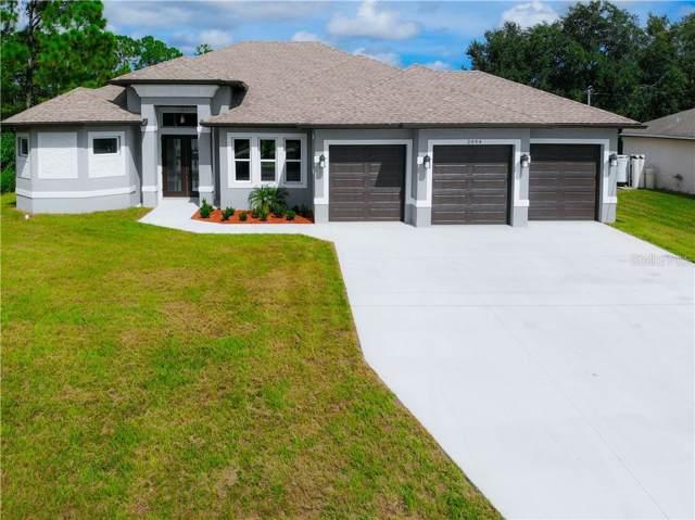 2094 Amnesty Drive, North Port, FL 34288 (MLS #N6106783) :: Burwell Real Estate