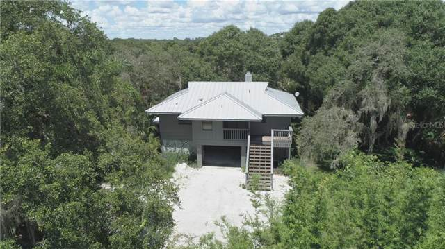 100 Palm Drive, Venice, FL 34292 (MLS #N6106806) :: Gate Arty & the Group - Keller Williams Realty Smart