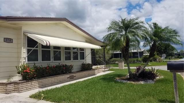 378 Catamaran Court, North Port, FL 34287 (MLS #N6106809) :: Gate Arty & the Group - Keller Williams Realty Smart