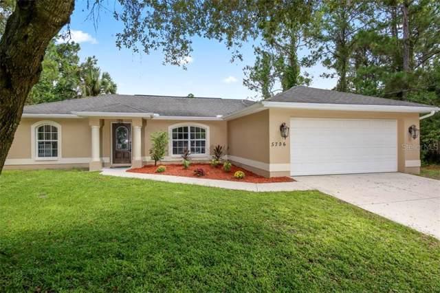 5706 Ganyard Avenue, North Port, FL 34291 (MLS #N6106849) :: 54 Realty