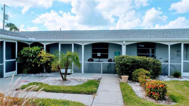 100 The Esplanade N #8, Venice, FL 34285 (MLS #N6106933) :: Lockhart & Walseth Team, Realtors