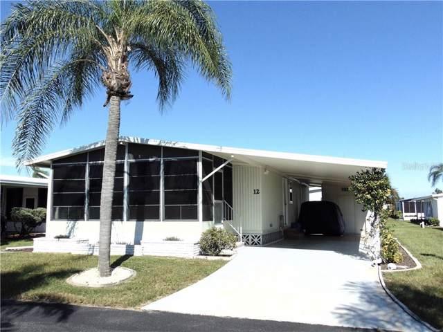 12 N Granada Plaza #70, Englewood, FL 34223 (MLS #N6106992) :: Team TLC | Mihara & Associates