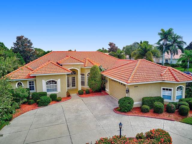 4444 Via Del Villetti Drive, Venice, FL 34293 (MLS #N6107062) :: Rabell Realty Group