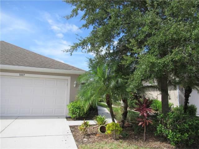 3669 Lakewood Boulevard, North Port, FL 34287 (MLS #N6107069) :: White Sands Realty Group