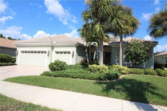 554 Sawgrass Bridge Road, Venice, FL 34292 (MLS #N6107091) :: The Comerford Group