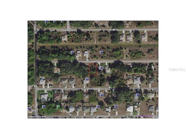 Holster Avenue, North Port, FL 34287 (MLS #N6107093) :: Cartwright Realty
