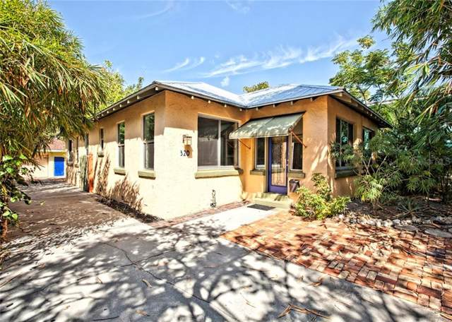 320 Ohio Place, Sarasota, FL 34236 (MLS #N6107259) :: McConnell and Associates