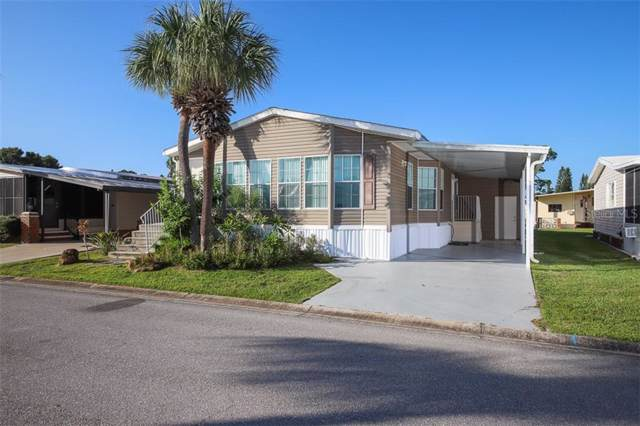 2100 Kings Highway W #1058, Port Charlotte, FL 33980 (MLS #N6107334) :: 54 Realty