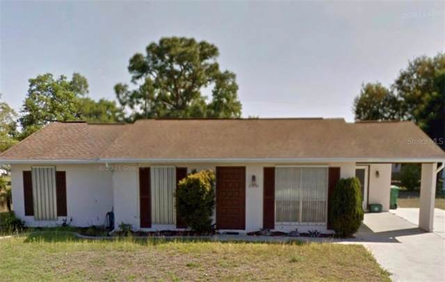 23031 Foote Avenue, Port Charlotte, FL 33952 (MLS #N6107397) :: 54 Realty
