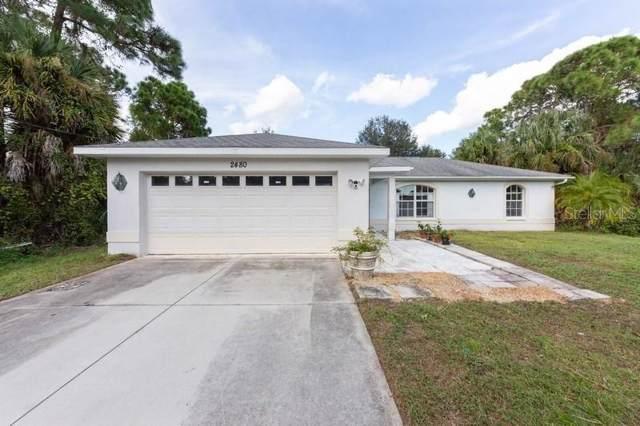 2480 Sheila Lane, North Port, FL 34286 (MLS #N6107416) :: RE/MAX Realtec Group