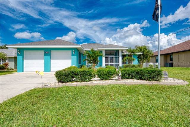609 Rotonda Circle, Rotonda West, FL 33947 (MLS #N6107417) :: The BRC Group, LLC
