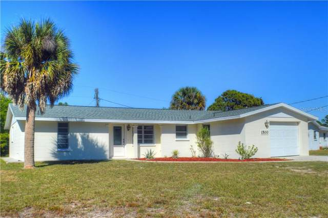 1500 Lakeview Place, Englewood, FL 34223 (MLS #N6107441) :: RE/MAX CHAMPIONS