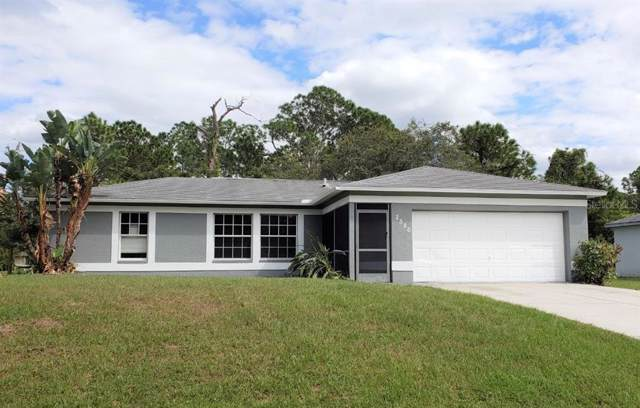 2586 Parrot Street, North Port, FL 34286 (MLS #N6107447) :: Sarasota Home Specialists
