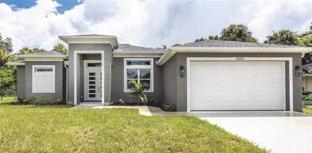 0 Wood Rose Street, North Port, FL 34288 (MLS #N6107450) :: Cartwright Realty