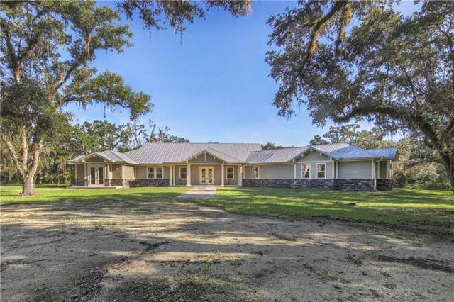 7713 SW Vineyard Terrace, Arcadia, FL 34269 (MLS #N6107513) :: Team Bohannon Keller Williams, Tampa Properties