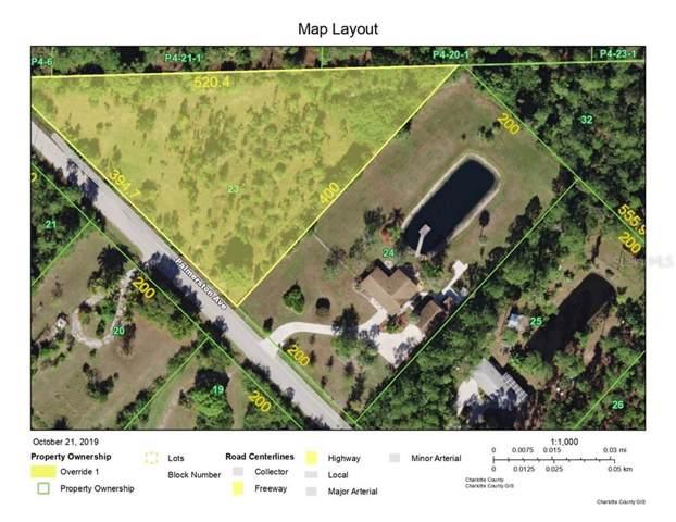 11036 Palmerston Avenue, Punta Gorda, FL 33955 (MLS #N6107568) :: Premier Home Experts
