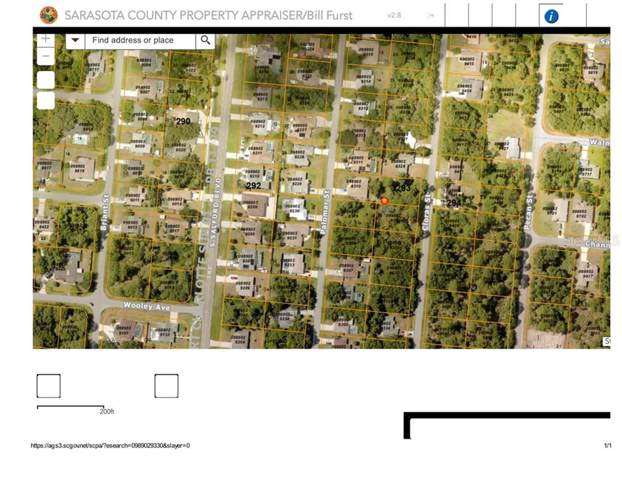 Cloras Street, North Port, FL 34287 (MLS #N6107642) :: Team Bohannon Keller Williams, Tampa Properties