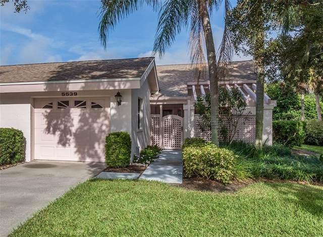 5539 Hampstead Heath #46, Sarasota, FL 34235 (MLS #N6107719) :: Lockhart & Walseth Team, Realtors