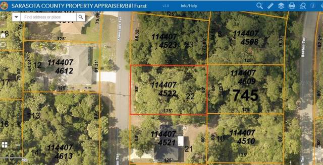 4720 Alametos Terrace, North Port, FL 34288 (MLS #N6107847) :: Premium Properties Real Estate Services