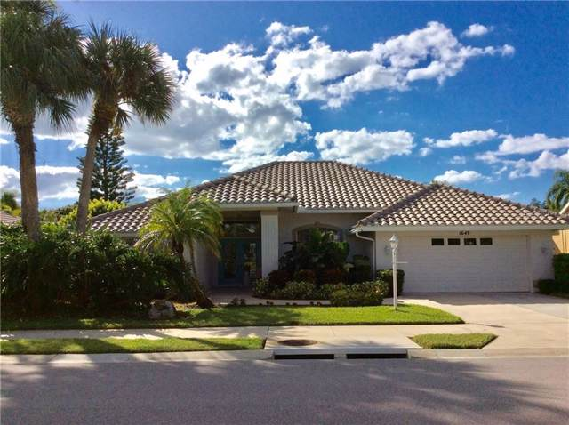 1649 Liscourt Drive, Venice, FL 34292 (MLS #N6107904) :: Bustamante Real Estate