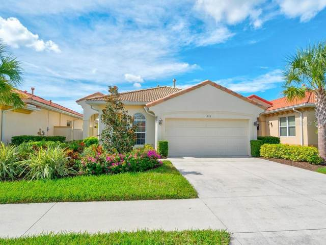 233 Mestre Place, North Venice, FL 34275 (MLS #N6108019) :: Zarghami Group