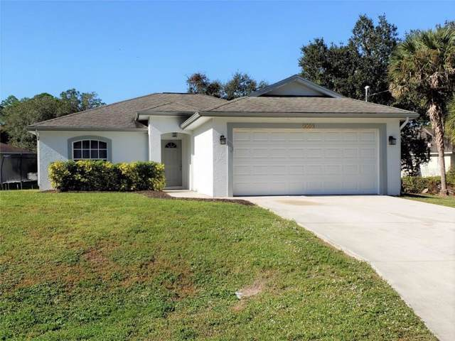 1539 Saracen Lane, North Port, FL 34286 (MLS #N6108145) :: The Robertson Real Estate Group