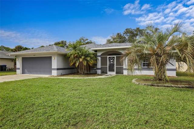 3817 Fontainebleau Street, North Port, FL 34287 (MLS #N6108213) :: Team Bohannon Keller Williams, Tampa Properties