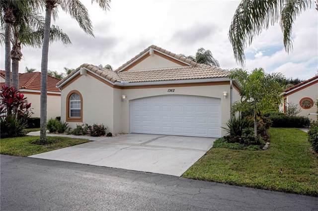 1362 Capri Isles Boulevard #57, Venice, FL 34292 (MLS #N6108297) :: Prestige Home Realty