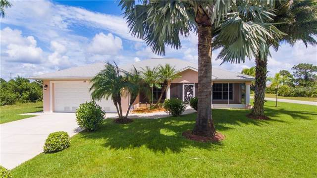 188 Ingram Boulevard, Rotonda West, FL 33947 (MLS #N6108321) :: Griffin Group