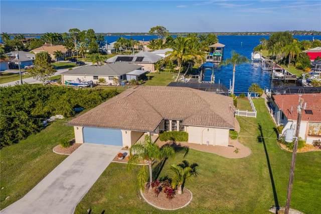 3138 Holcomb Road, Port Charlotte, FL 33981 (MLS #N6108523) :: Premium Properties Real Estate Services