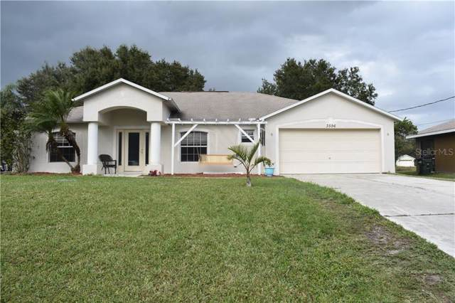 3596 Monfero Avenue, North Port, FL 34286 (MLS #N6108568) :: Remax Alliance