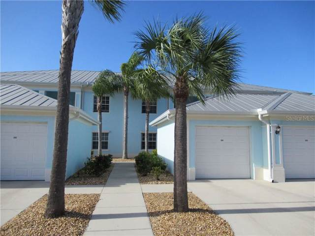 5752 Sabal Trace Drive #104, North Port, FL 34287 (MLS #N6108729) :: Griffin Group