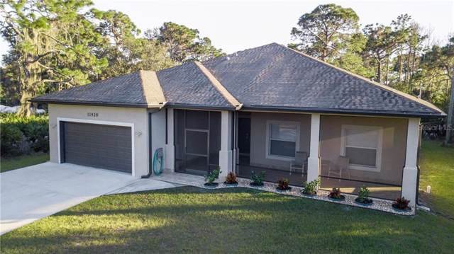11929 Florence Avenue, Port Charlotte, FL 33981 (MLS #N6108733) :: Team Bohannon Keller Williams, Tampa Properties