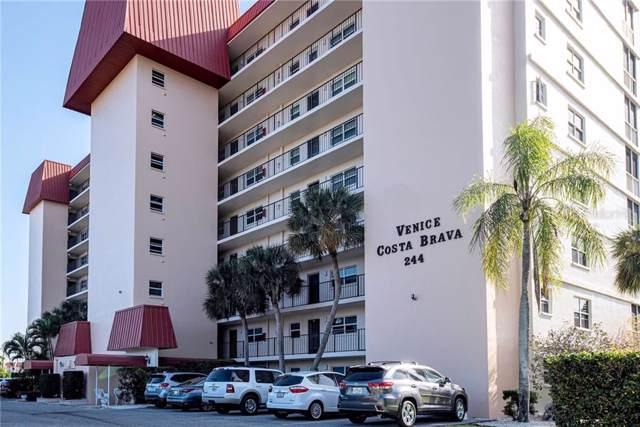244 Saint Augustine Avenue #102, Venice, FL 34285 (MLS #N6108739) :: Gate Arty & the Group - Keller Williams Realty Smart