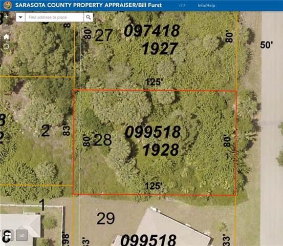 LOT 28 Lemley Road, North Port, FL 34287 (MLS #N6108775) :: Bustamante Real Estate