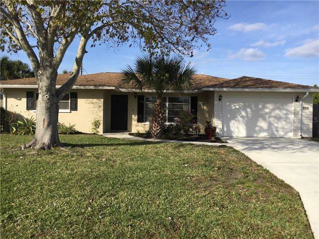 529 Glen Oak Road, Venice, FL 34293 (MLS #N6108789) :: Mark and Joni Coulter | Better Homes and Gardens