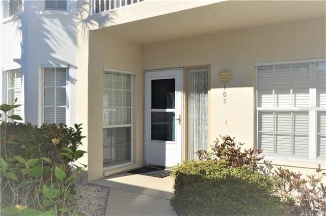 864 Saranac Lake Drive #105, Venice, FL 34292 (MLS #N6108854) :: Burwell Real Estate
