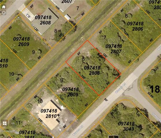 LOT 8 Wawana Road, North Port, FL 34287 (MLS #N6108881) :: The Heidi Schrock Team