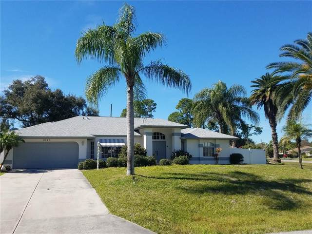 2321 Fourwind Street, Port Charlotte, FL 33948 (MLS #N6109026) :: Griffin Group