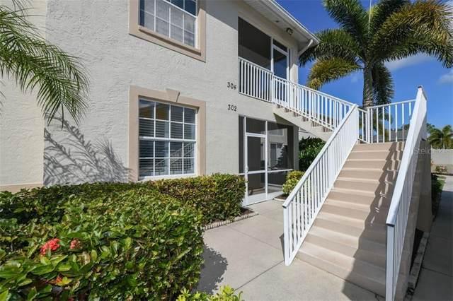 302 Auburn Lakes Circle #302, Venice, FL 34292 (MLS #N6109242) :: EXIT King Realty