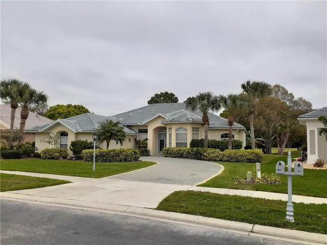 1652 SE Palmetto Palm Way Way E, North Port, FL 34288 (MLS #N6109347) :: The Duncan Duo Team