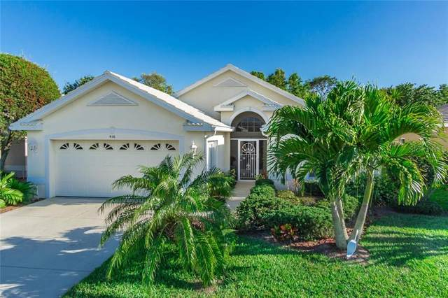 416 Pinewood Lake Drive, Venice, FL 34285 (MLS #N6109655) :: EXIT King Realty