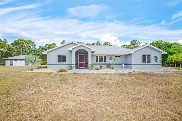 2453 Chynn Avenue, North Port, FL 34286 (MLS #N6109768) :: Premier Home Experts