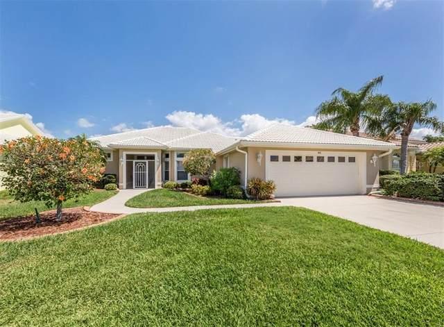 416 Pebble Creek Court, Venice, FL 34285 (MLS #N6109777) :: Delgado Home Team at Keller Williams