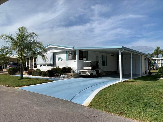 301 Ave.Of Dukes, Nokomis, FL 34275 (MLS #N6109780) :: Medway Realty