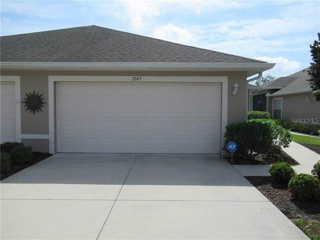 3745 Fairway Drive, North Port, FL 34287 (MLS #N6109878) :: Gate Arty & the Group - Keller Williams Realty Smart