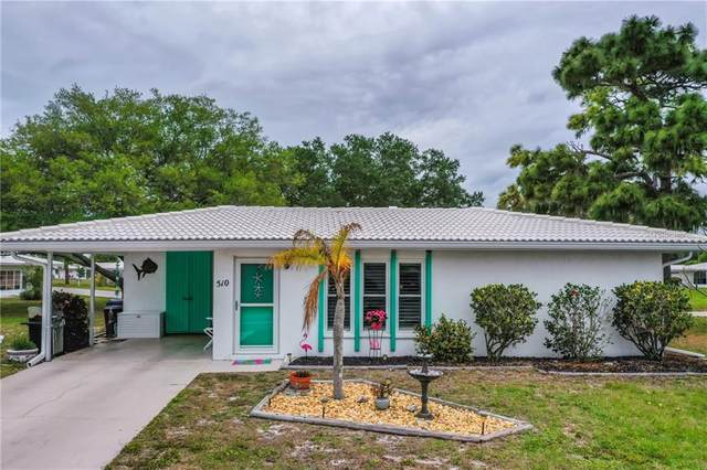 510 Circlewood Drive P1-2, Venice, FL 34293 (MLS #N6109911) :: Carmena and Associates Realty Group