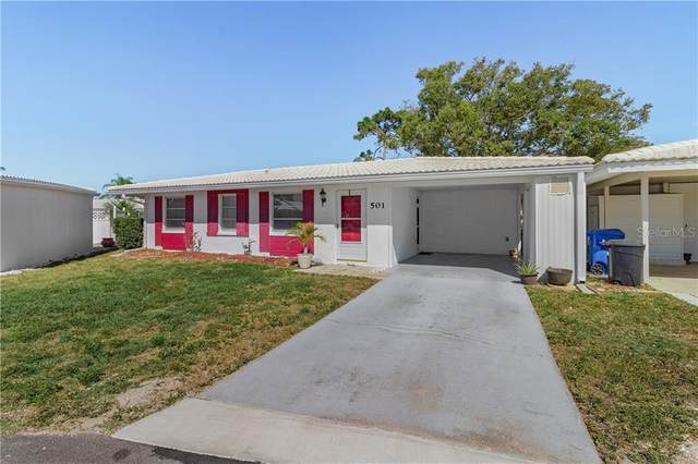 501 Circlewood Drive O-5, Venice, FL 34293 (MLS #N6109918) :: Keller Williams on the Water/Sarasota