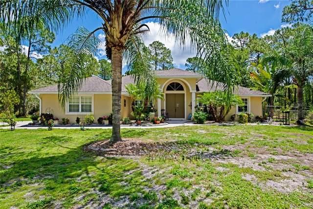 6196 N Biscayne Drive, North Port, FL 34291 (MLS #N6110217) :: EXIT King Realty