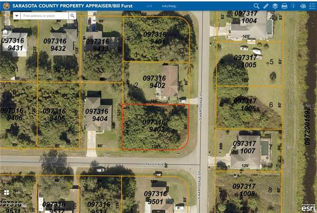 S Hartsdale Street, North Port, FL 34287 (MLS #N6110291) :: Premier Home Experts